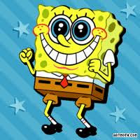 Kumpulan gambar kartun spongebob squarepant  Animasi Korea Meme Lucu Emo Bergerak