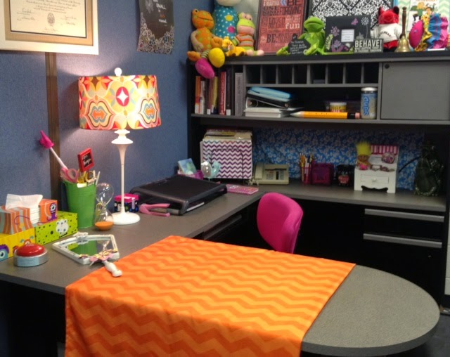 The Counseling Teacher: Decorating a School Counselor's ...