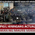 MUST WATCH! ACTUAL VIDEO ng BAKBAKAN, MAUTE versus AFP, Nakakapigil HININGA