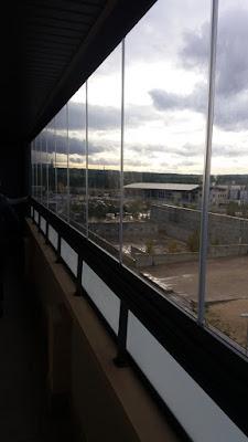 Cerramientos de cristal y aluminio para terrazas