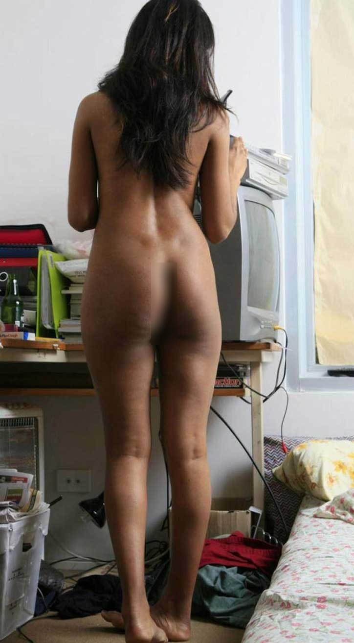 girl naked srilankan