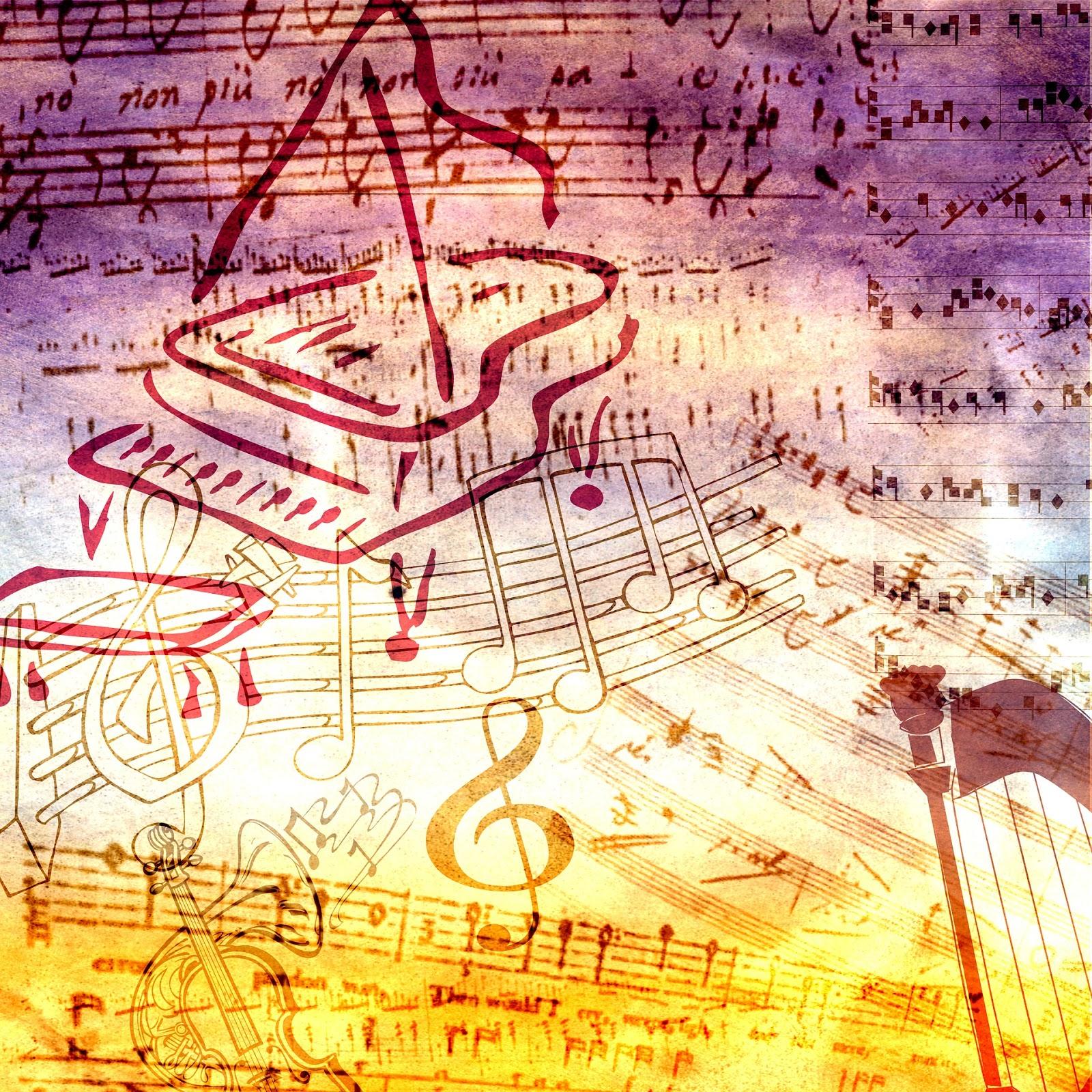 Картинки с музыкальной тематикой