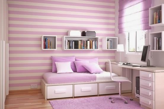 gambar desain kamar tidur sederhana untuk anak-anak