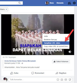 Tips Mudah Men-Download Video Dari Facebook Secara Online