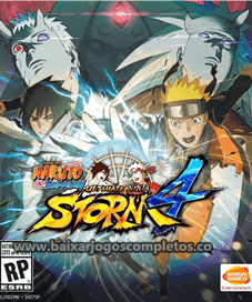 NARUTO SHIPPUDEN: Ultimate Ninja STORM 4 - PC (Download Completo em Torrent)