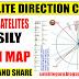 Download Satellite Direction Chart | Easily Set All Satelites