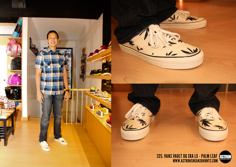 bb2367d97c Astron Sneaker Hunts  325. Vans Vault OG Era LX - Palm Leaf