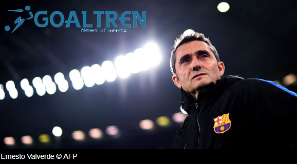 "alt=""Valverde said his belief that his team will not be slaughtered Juventus """
