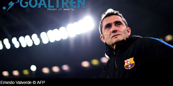 Valverde optimistic Barcelona will not be slaughtered again Against Juventus