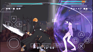 GamePlay Bleach Heat The Soul 7