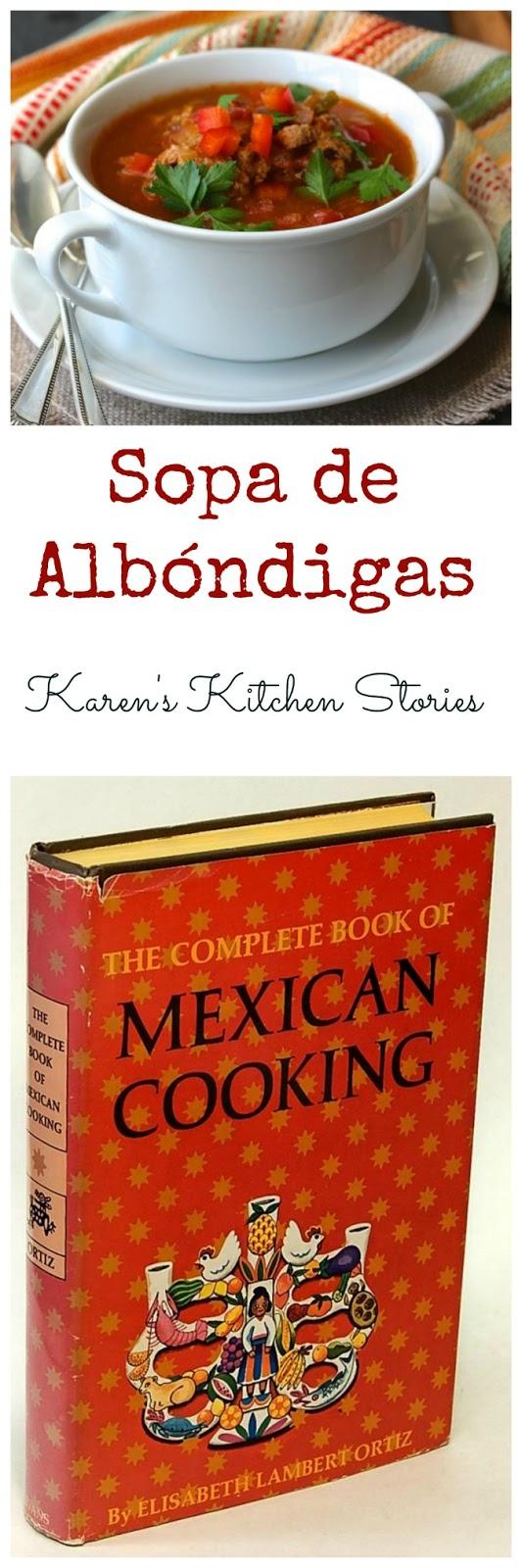 Sopa de Albóndigas | Mexican Meatball Soup