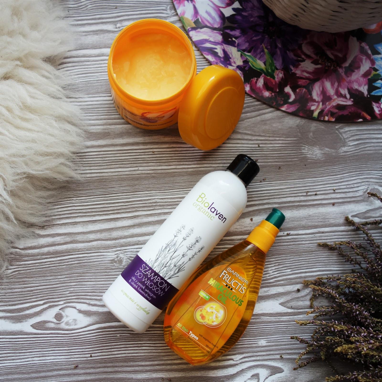 Biolaven - naturalny szampon do włosów