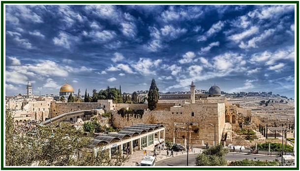 Temple Mount as a Source of Peace