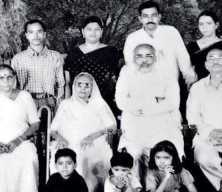 Modi family Photo