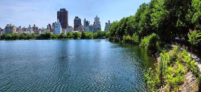 visit the reservoir by Central Park Pedicabs