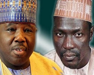 sheriff Makarfi Advanced Peoples Democratic Party