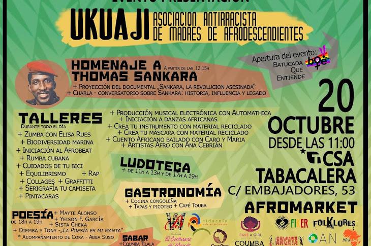 Fiesta UKUAJI de la Cultura y el Arte