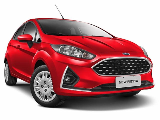 Ford New Fiesta 2019 - Preço