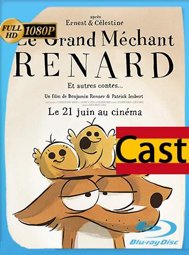 El malvado zorro feroz (Le Grand Méchant Renard et autres contes) [1080p] castellano [GoogleDrive] MacacoupHD