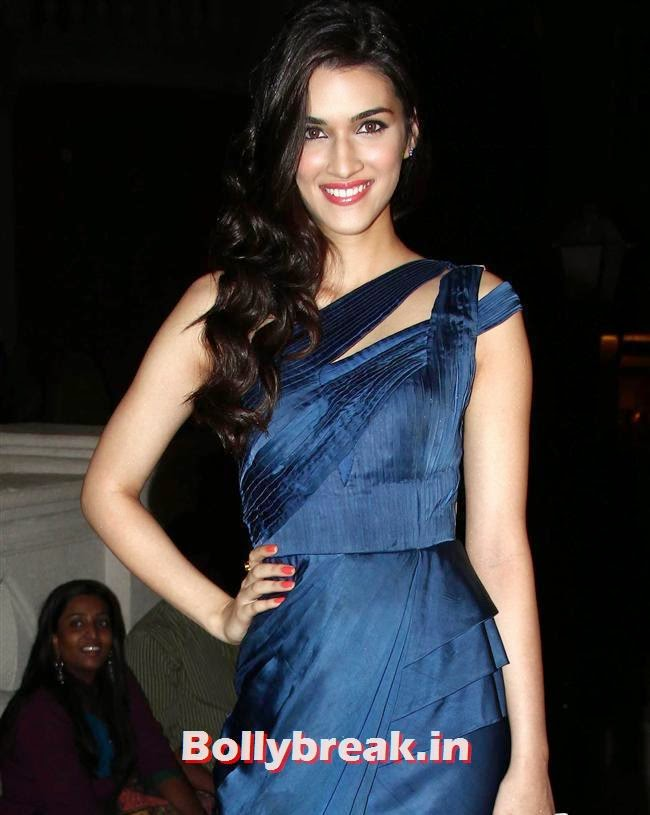 Kriti Sanon, Celebs Sizzle in Ramp at Charity Fashion Show of Smile Foundation