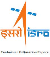 ISRO Technician B Previous Question Papers Hindi