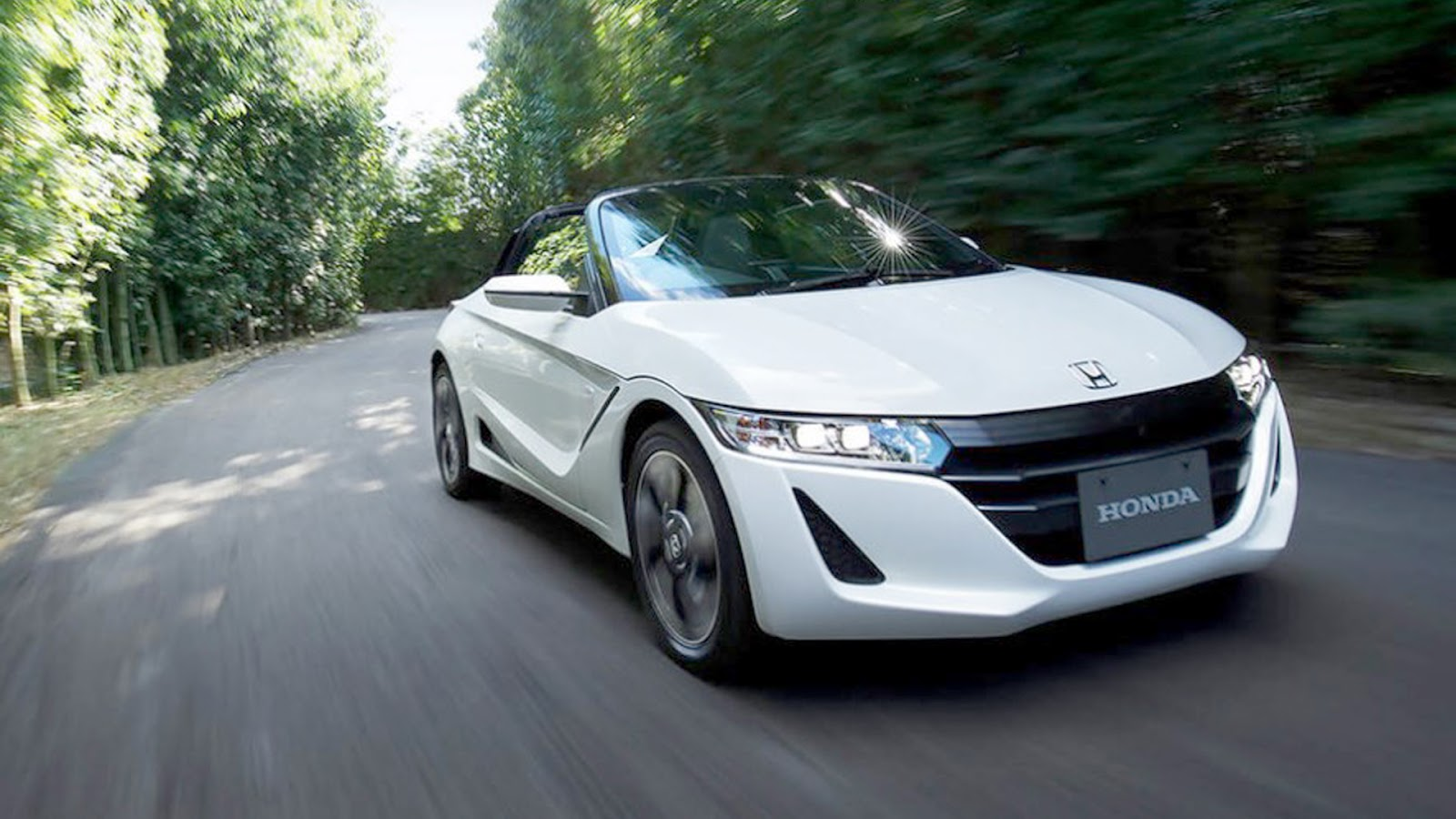 What if Kei cars were the solution to the European sports market?