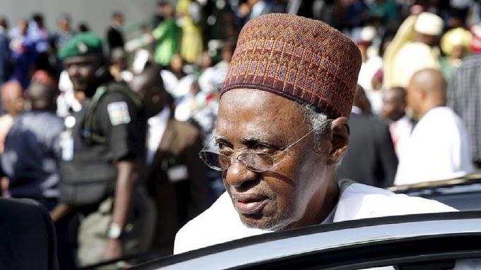 Nigeria's first executive president, Shehu Shagari, dies aged 93