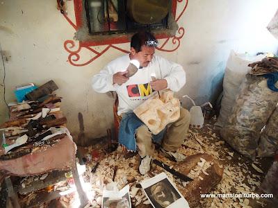 Artisan Workshop in Tocuaro, Michoacán