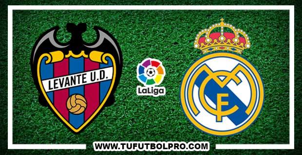 Ver Levante vs Real Madrid EN VIVO Por Internet Hoy 3 de febrero de 2018