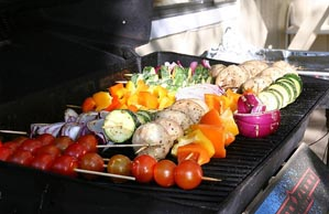 frugal fitness summer six-pack workout guide bbq