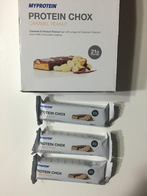 myprotein snack proteico
