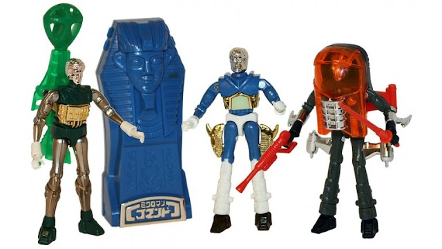 Visionaries And Micronauts Exclusives At SDCC 2016, Could M.A.S.K. Be Next?