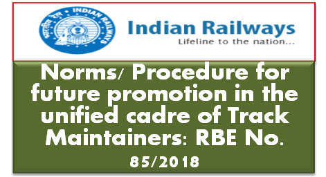 norms-procedure-for-future-promotion-railway