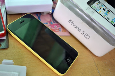 Iphone 5C Indonesia