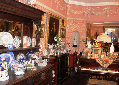 Room in Lindfield House Museum