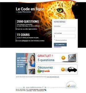easyweb permis