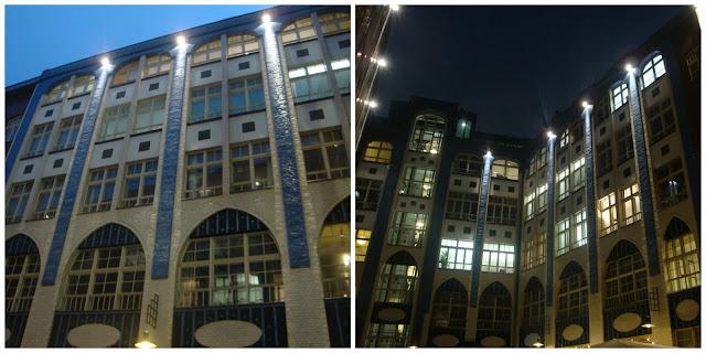 Hackerscher Höfe, Berlim