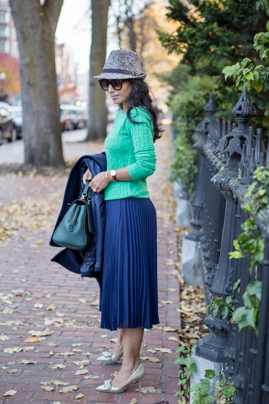 fall fashion, winter style, petite fashion, petite sweaters, jewel tones, colorful, feminine style, petite style, classic style, bows, vibrant colors, work style, long coat, navy coat, forever 21, zara, nordstrom, target style