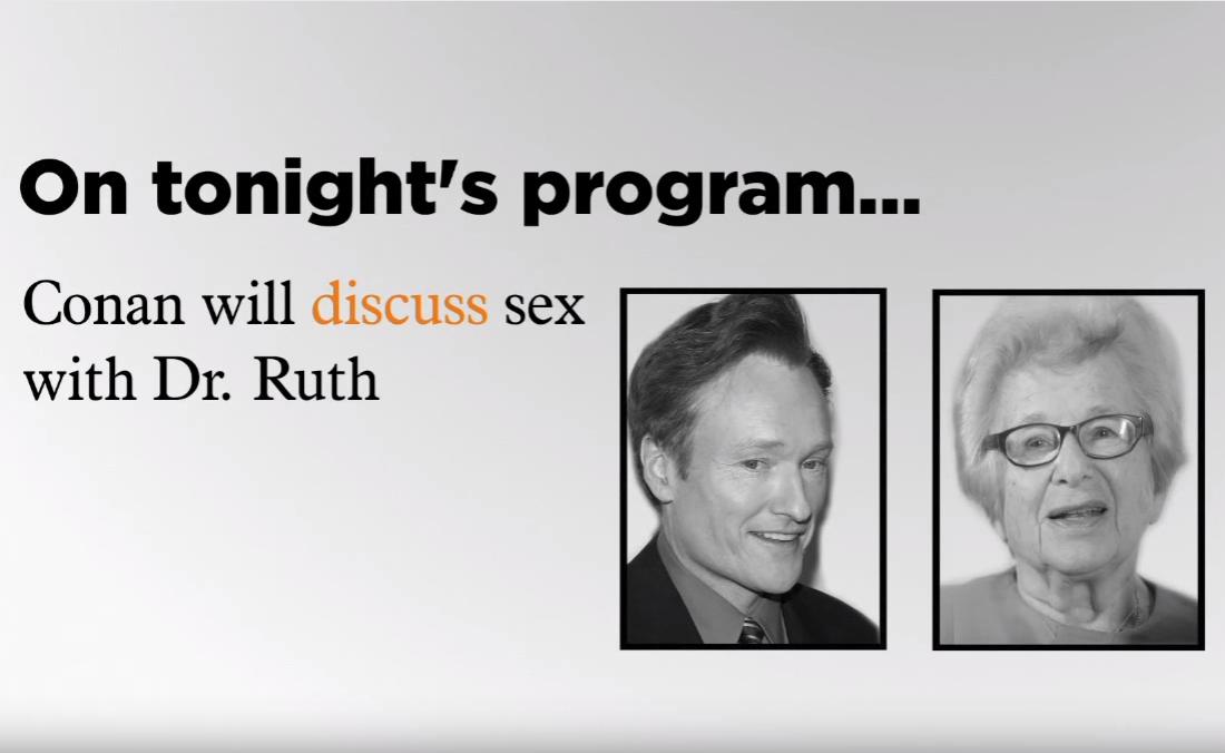 """構造的なあいまい性の例: """"discuss sex with..."""""""