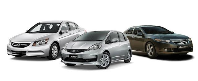Giá xe ô tô Honda