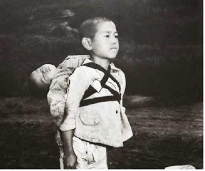 Korban Pascaserangan Pemboman Hiroshima dan Nagasaki - pustakapengetahuan.com