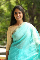 Radhika Mehrotra in Green Saree ~  Exclujsive Celebrities Galleries 045.JPG