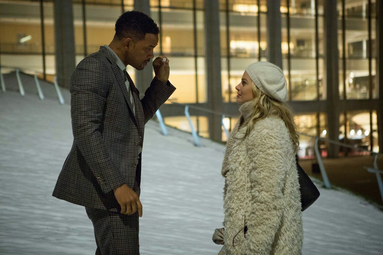 focus-will smith-margot robbie
