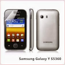 Cara Root Samsung Galaxy Young S5360