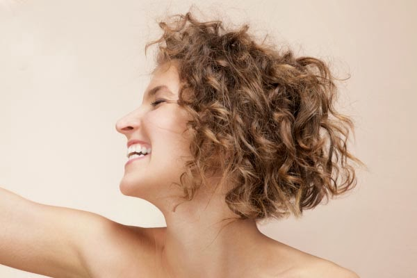 Hairstyles For Curly Hair : Short Curly Hairstyles