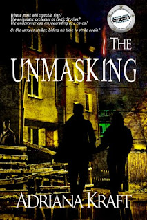 https://www.amazon.com/Unmasking-Adriana-Kraft-ebook/dp/B00IDVB6KQ/ref=la_B002DES9Z4_1_16?s=books&ie=UTF8&qid=1497210016&sr=1-16&refinements=p_82%3AB002DES9Z4
