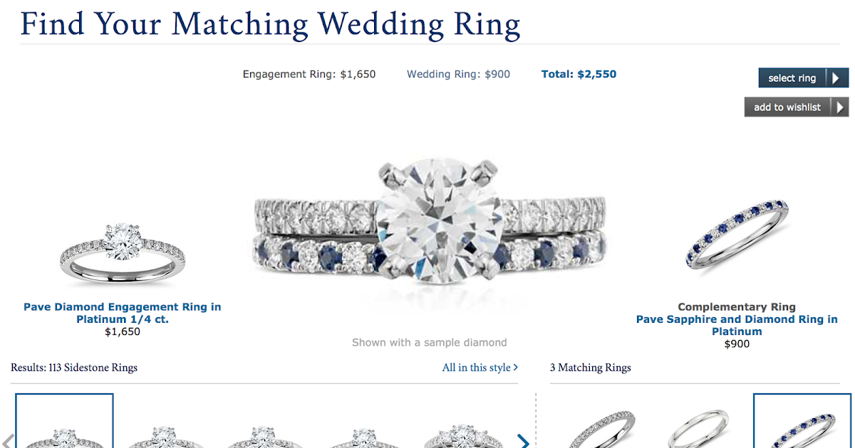 Blue Nile Engagement Ring Promo Code Jewelry By Alexis
