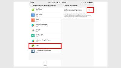 Menghilangkan Iklan HP Xiaomi Redmi