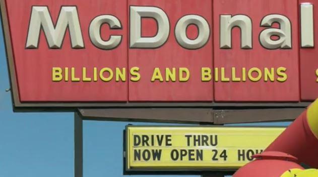 McDonald's Apologizes to Woman