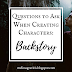 Questions to Ask When Creating Characters - Backstory